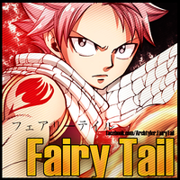 Fairy Tail Profile Picture by zFlashyStyle