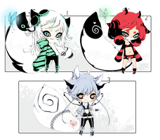 [CLOSED] ADOPT AUCTION 194 - Enigma by Piffi-adoptables
