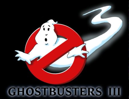 GHOSTBUSTERS 3 LOGO by rutherford