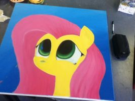My first painting - #3 by AppleBeard