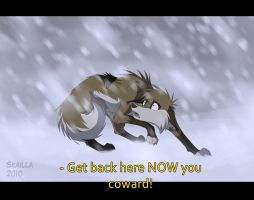 Get Back Here by Skailla