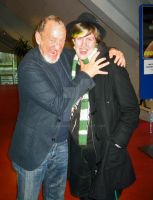 Me and Robert Englund by Nico-Mac