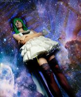 Vocaloid 2 - Starry Universe by SuperWeaselPrincess