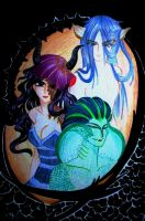 DIOSES: Children of Loki by ehatsumi