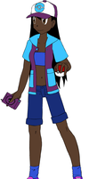 Keesha Franklin - Pokemon Master Quest by Dorothy64116
