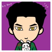 Big Bang - T.O.P Icon by GumihoAi