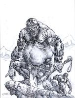 Orc by ricardoafranco
