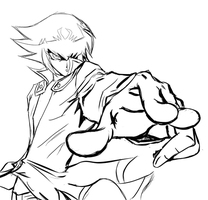 Judai GOTCHA by Horoko