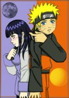 NaruHina: Moon And Sun by ArisuAmyFan