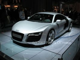 Audi R8 Concept by Karuntribs