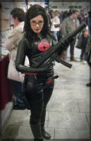 Baroness cosplay by Core-Ray