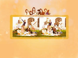 Happy 3 years anniversary - T-ara 2 by Jirushine5876