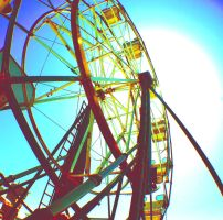 Wheel in the Sky by BanjoHayworth