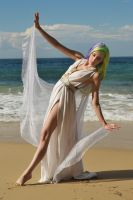 Kate - beach fairy 1 by wildplaces