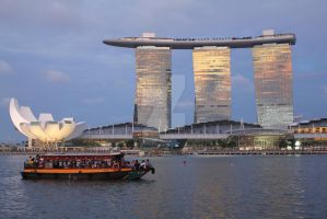 SINGAPORE by HERVE-FRIOL