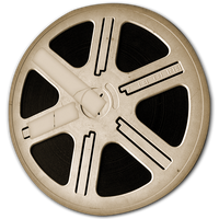 Film Reel by WDWParksGal-Stock