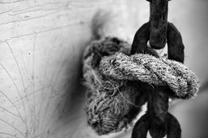 Close up rope by lorni3