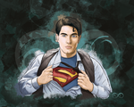 Superman by Kyrahiko