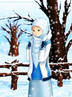 Icy by Chaossian-Blur