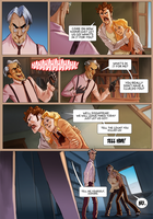 Monsieur Charlatan Page 163 by DrSlug