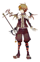 Halloween Town Sora by ruuari