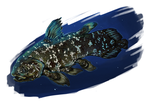 Commission: Eve - Coelacanth by buzz-bomb