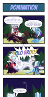 Pony 4 Koma - Domination by Reikomuffin