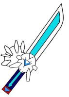Dialga Sword by kongo217