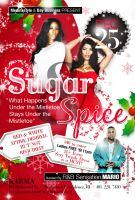 Sugar and Spice Flyer by AnotherBcreation