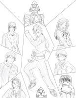 Kamen rider Club by MamamBorneo