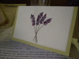 Lavender and Lost Letters by ophelia1022