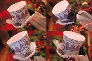 Lady Grace Hat by NoFlutter