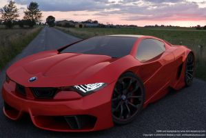 bmw gt concept by andreas-m3