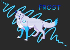 Frost by MissBlueWolf