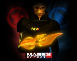Mass Effect 3 Teaser v2 by EspionageDB7