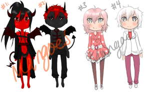 -Polar opposite adopts- 50 points -OPEN- by Manhoes-And-Mangoes