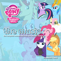My Little Pony: Friendship Is Magic Season 2 by Mazzocchi