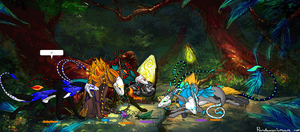 Crystalin Forest 13+ chats by Spottoxic