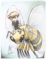 Ride the Bee by MAGR