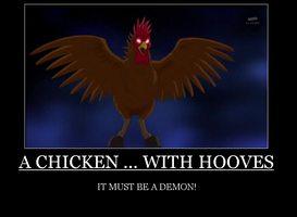 CHICKEN WITH HOOVES LOLWUT by TOXiC-ToOtHpAsTe