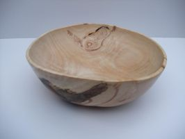 Beech Bowl BB08c by 22spoons