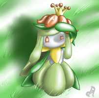 Lilligant used Sunny Day by Fangzel