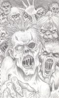 More Fun with The Living Dead by PaulSpatola
