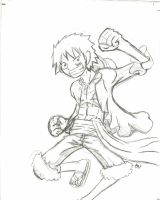 Luffy Scanned by onepiecefan15