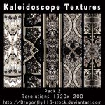 Kaleidoscope Textures Pack 2 by BFstock