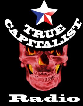 MY True Capitalist Radio logo by Outering