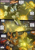 THE TRANSFORMERS: GENERATIONS part 1 by CaroRichard
