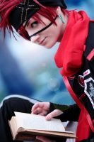 D.Gray-man - Read a Book by Schantra