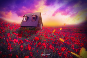 Dream Home by Ahmed-Rashad-Art