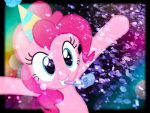 Pinkie Pie Party Wallpaper by Draw2134